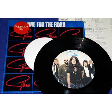 "Gillan - One For The Road - 12"" Single - 1981 - Japão - Deep Purple"