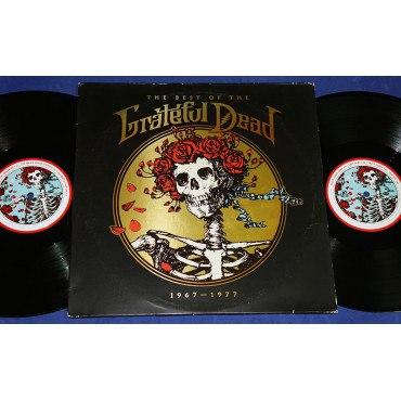 Grateful Dead - The Best Of 1967-1977 2 Lps 2015 USA
