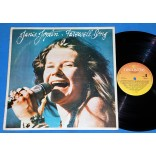 Janis Joplin ‎- Farewell Song - Lp 1982