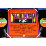 Concerts For The People Of Kampuchea - 2Lp's - 1981 - USA - The Clash The Who Queen