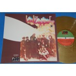 Led Zeppelin - II - Lp Dourado - Mexico - Lacrado