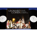 Leonard Cohen ‎- Live At The Isle Of Wight 1970 - Lp Duplo - 2019 - EU