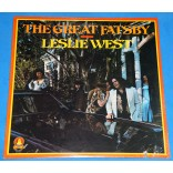 Leslie West - The Great Fatsby - Lp - USA - Lacrado