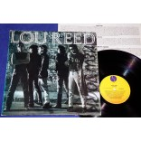 Lou Reed ‎- New York - Lp - 1989