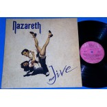 Nazareth - No Jive - Lp - 1992
