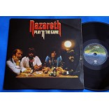 Nazareth - Play'n' The Game - Lp - 1977