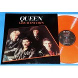 Queen - Greatest Hits - Lp Laranja - EU - Lacrado