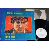 Ronnie Montrose - Open Fire - Lp - 1978