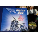 Status Quo - In The Army Now - Lp - 1986 - Holanda