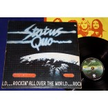 Status Quo - Rockin' All Over The World - Lp - 1977 - Itália