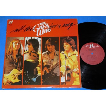 The Guess Who - All This For A Song - Lp - 1979 - USA