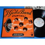 The J. Geils Band - Showtime - Lp - 1982 - Centerfold