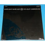 Velvet Underground - White Light/White Heat - Lp - USA - Lacrado