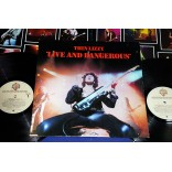 Thin Lizzy - Live And Dangerous - 2 Lp's - 1978 - USA