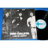 Trio Galleta - I Am So Happy - Lp - 1971 - Capa Odeon