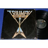 Triumph - Allied Forces - Lp - 1982