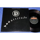 "Deep Purple - Bad Attitude - 12"" Single Promo - 1987 - USA"