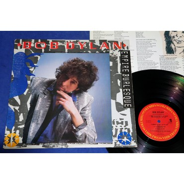 Bob Dylan - Empire Burlesque - Lp Promocional - 1985 - USA