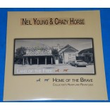 Neil Young & Crazy Horse ‎- Home of the brave - Lp Duplo - 2013 - Alemanha - Lacrado