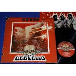 ZZ Top - Degüello - Lp - 1979 - USA