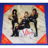 Vixen - Cryin - Shaped picture disc - 1988 - USA