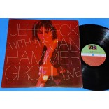 Jeff Beck With The Jan Hammer Group - Live - Lp - 1977