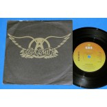 "Aerosmith ‎- Draw The Line - 7"" Compacto PROMO - 1977 - UK"
