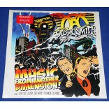 Aerosmith - Music From Another Dimension! - 2 Lp's Red + Cd - 2012 - USA - Lacrado