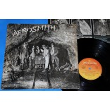 Aerosmith - Night In The Ruts - Lp - 1979