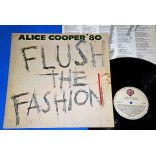 Alice Cooper - Flush The Fashion - Lp - 1980