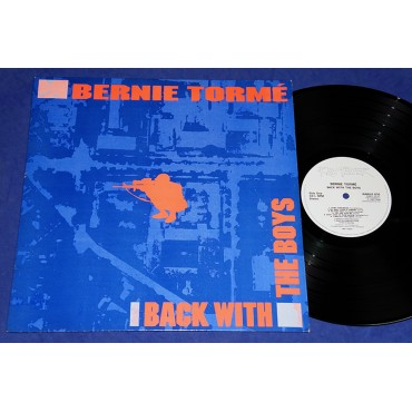 Tormé - Back With The Boys - Lp - 1985 - UK