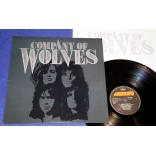 Company Of Wolves - 1º - Lp - 1990 - Holanda