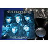 Europe - Out Of This World - Lp - 1988