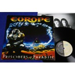 Europe - Prisoners In Paradise - Lp - 1991