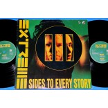 Extreme - III Sides To Every Story - Lp Duplo - 1992 - Brasil