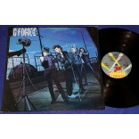 Gary Moore - G-Force - 1º - Lp - 1980 - UK