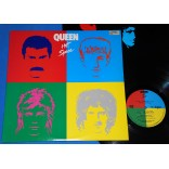 Queen - Hot Space - Lp - 1982 - David Bowie