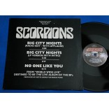 "Scorpions - Big city nights - 12"" Promo - 1985 - USA"