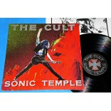 The Cult - Sonic Temple - Lp - 1989