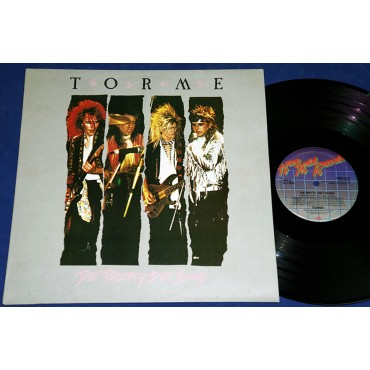 Tormé - Die Pretty Die Young - Lp - 1987 - UK