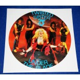 Twisted Sister - Under The Blade - Picture Disc - 1985 - UK