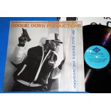 Boogie Down Productions - By All Means Necessary - Lp - 1988 - Brasil