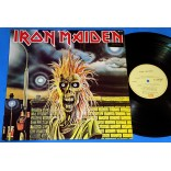 Iron Maiden - 1° Lp - 1985