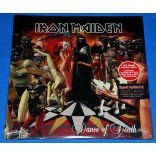 Iron Maiden - Dance Of Death - Lp Duplo - 2017 - USA - Lacrado