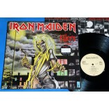 Iron Maiden - Killers - FAME - Lp - Alemanha - 1985