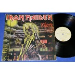 Iron Maiden - Killers - Lp - 1985