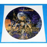 Iron Maiden - Live After Death - Picture Disc - 1995 - Brasil