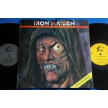 Iron Maiden - Save your prayer - Duplo Lp - Bootleg - NO PRAYER TOUR 90/91
