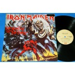 Iron Maiden - The number of the beast - Lp - 1985