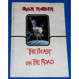 Iron Maiden - The beast on the road Tour - Tourbook - UK -1982
